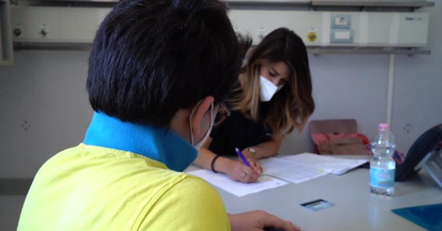 Policlinico Bari, prime vaccinazioni ai bambini fragili