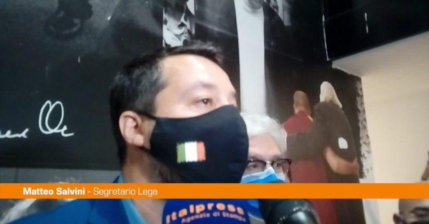 """Salvini: """"Milioni di italiani attendono giustizia"""""""