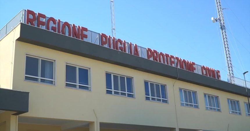Puglia, inaugurata a Bari la centrale operativa della Protezione Civile