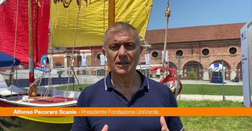 """Pecoraro Scanio """"Italia sia leader motori elettrici anche a mare"""""""