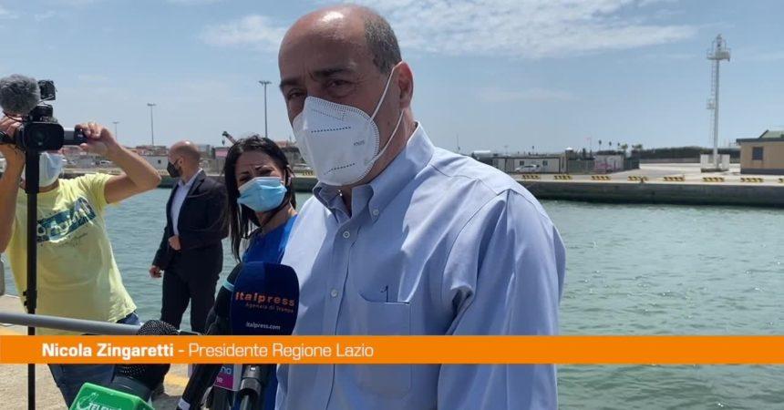 Fishing for litter, nel Lazio raccolte 25 tonnellate di rifiuti in mare