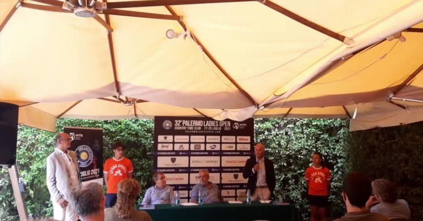 "Assegnate wild card, sale attesa per ""Palermo Ladies Open"""