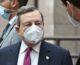 """Draghi """"Fiducia per il futuro, ma la pandemia non è finita"""""""