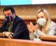"""Ue, Salvini e Meloni firmano la """"Carta dei valori"""" con Orban"""
