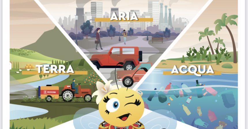 """""""Arpina"""" è la nuova campagna di informazione Arpa Sicilia sull'ambiente"""
