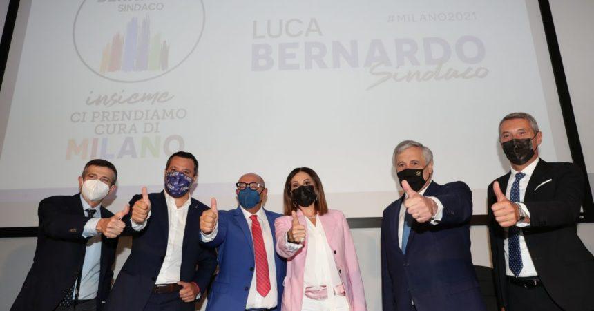 """Amministrative, Salvini """"Centrodestra unito, avversari non in casa"""""""