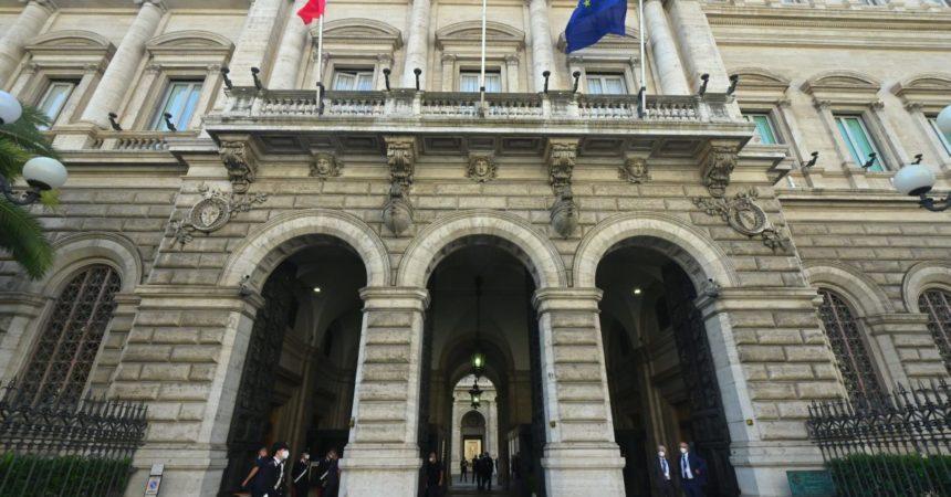 Pil, Bankitalia stima una crescita del 5,1% nel 2021