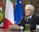 """Mattarella """"La pace è base e anima dell'Unione Europea"""""""
