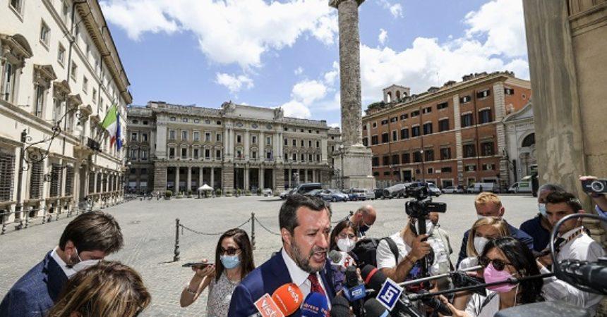 "Ddl Zan, Salvini a Letta ""Vediamoci martedì o finisce male"""