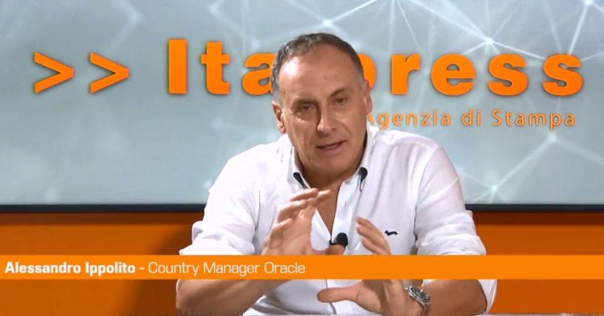 """Ippolito (Oracle): """"Il cloud occasione di crescita per il Paese"""""""