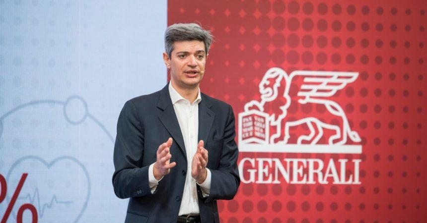 Generali Italia, 500 mln per innovazione e investimenti sulla salute