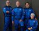 La navicella Blue Origin compie la sua missione, Bezos nello spazio