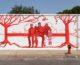 Palermo, street art per sensibilizzare su anemia falciforme e talassemia
