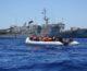 Cinquanta migranti alla deriva salvati a largo di Lampedusa