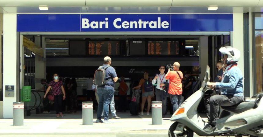 Inaugurata la stazione centrale di Bari