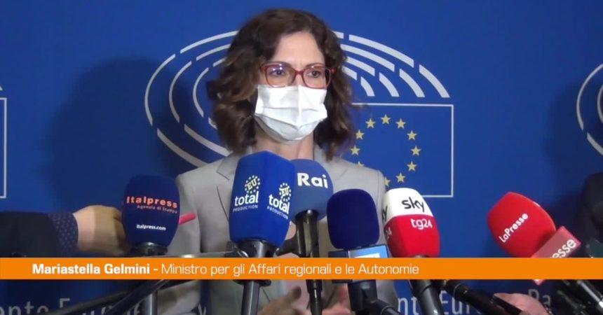 """Gelmini: """"Ue mette Italia in condizioni di crescere"""""""