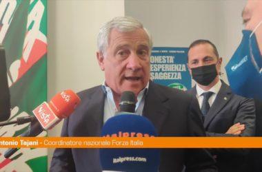 """Tajani: """"Green pass non significa obbligo di vaccino"""""""