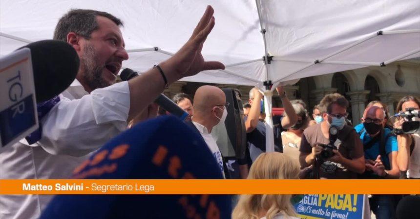 """Giustizia, Salvini: """"Non abbiamo tempo da perdere in polemiche"""""""