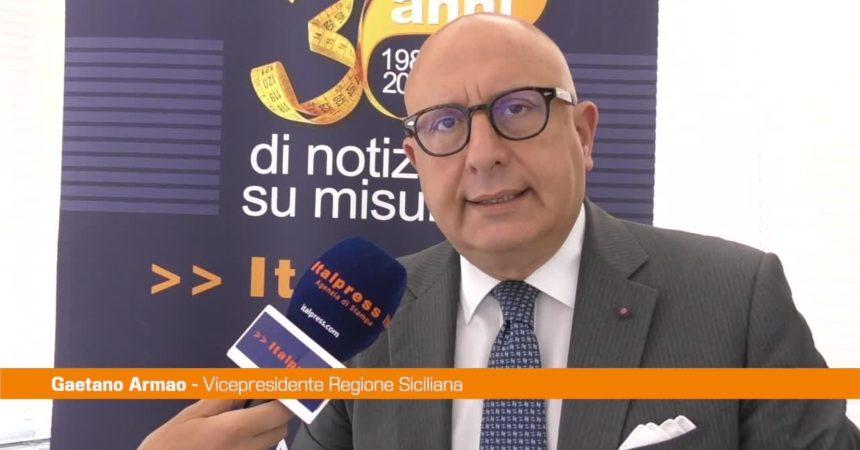 """Sicilia, Armao: """"Riparte confronto con Mef su autonomia finanziaria"""""""