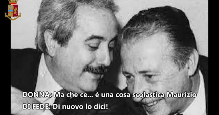 """Arresti a Palermo, le intercettazioni: """"La bimba non deve andare al corteo per Falcone"""""""