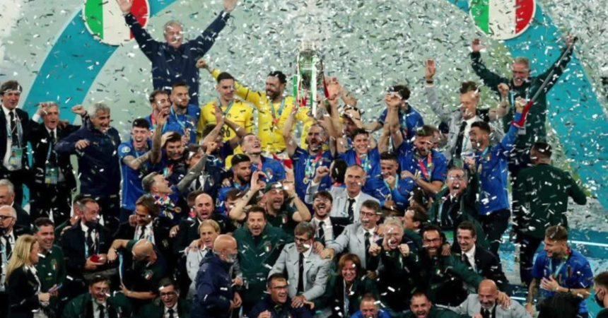 Il pallone racconta – Italia scacco matto all'Inghilterra