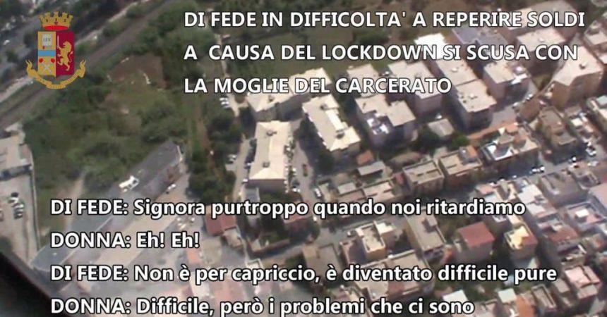 Mafia ed estorsioni a Palermo, blitz con 16 arresti