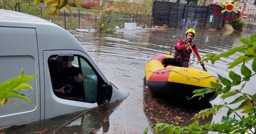 """Maltempo a Palermo, Orlando: """"Evitate conseguenze dell'anno scorso"""""""