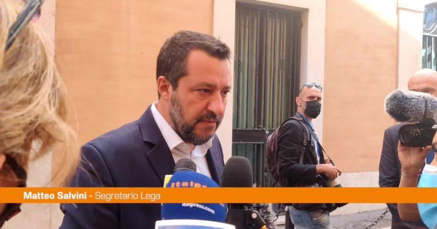 """Salvini: """"Per alcuni scienziati più varianti con i vaccini"""""""