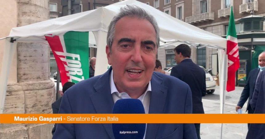 "Giustizia, Gasparri: ""Referendum motore aggiuntivo"""