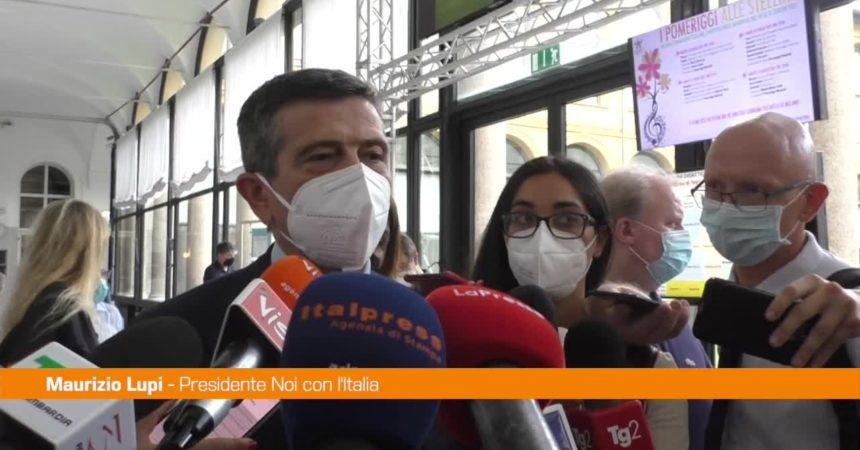 "Amministrative Milano, Lupi: ""Bernardo valore aggiunto"""