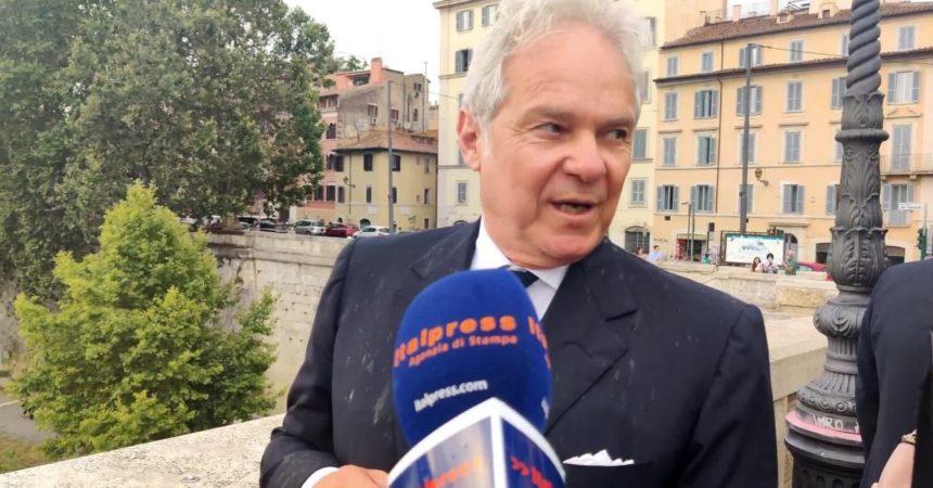 """Svelato Ponte Farnese, Salini (Webuild) """"Dobbiamo dare lavoro e futuro"""""""