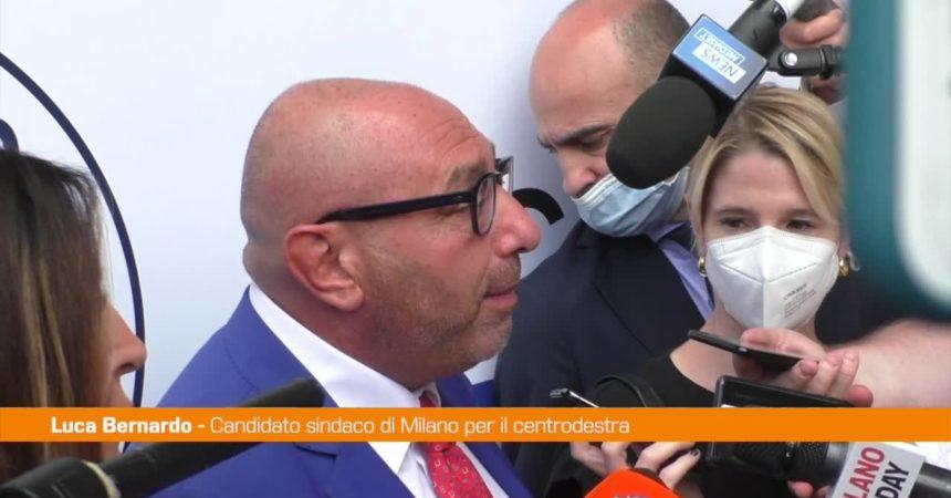 """Amministrative Milano, Bernardo: """"A breve programma, sicurezza priorità"""""""