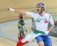Ciclismo, bronzo di Elia Viviani nell'omnium