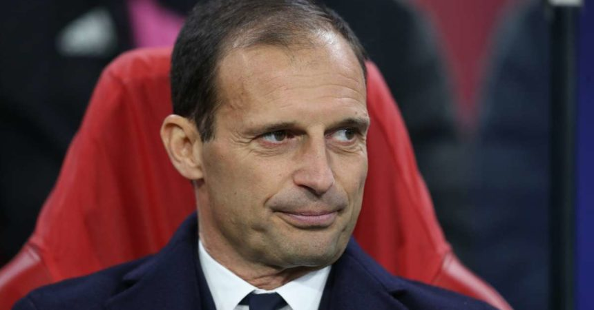 "Allegri ""Dybala sta bene, bel test contro l'Atalanta"""