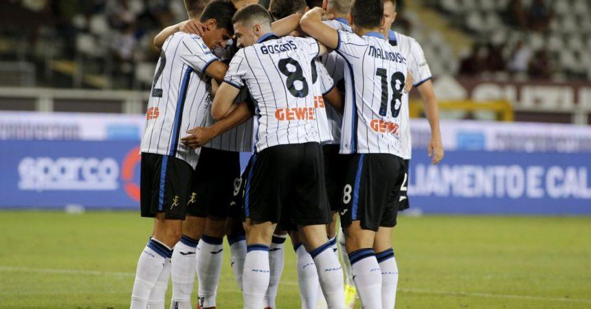 Torino beffato nel finale, l'Atalanta vince 2-1