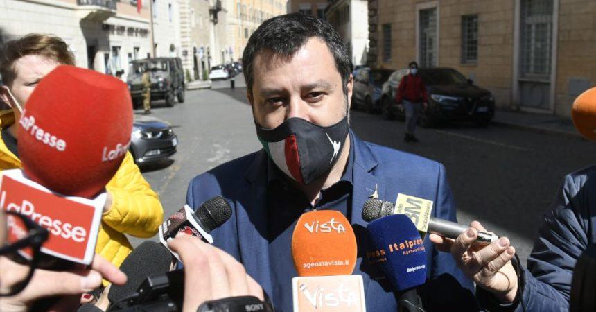 Vaccini e Green Pass, le 5 proposte di Salvini e dei governatori Lega