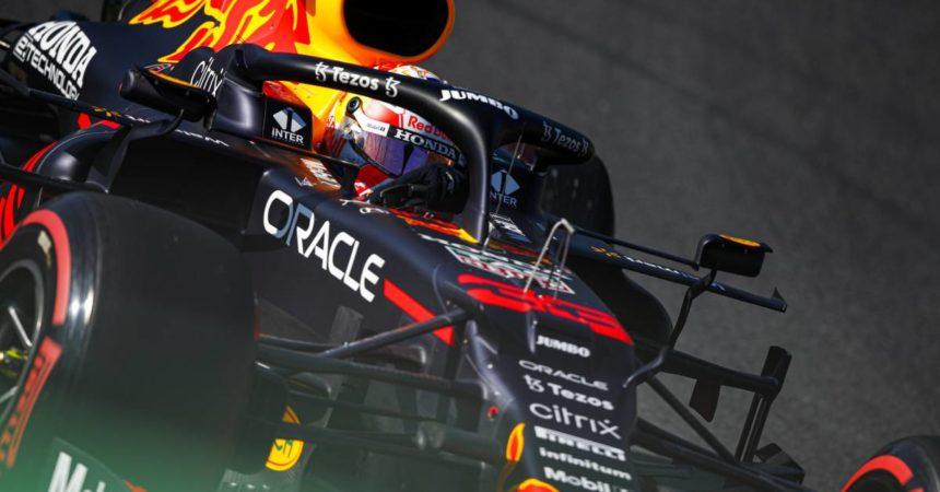 Pole Verstappen in Olanda, le due Ferrari in terza fila