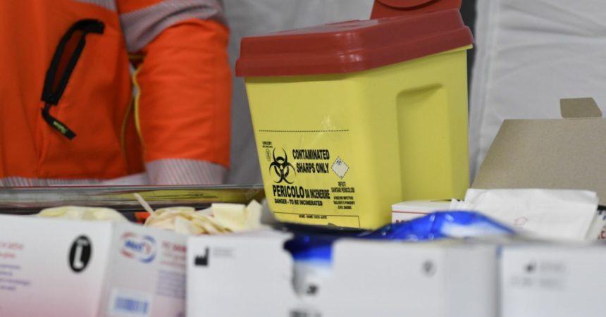 In Sicilia 1.200 casi di Covid e 22 decessi
