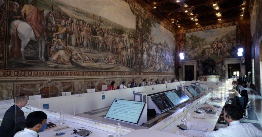 """Dal G20 Salute il """"Patto di Roma"""" per i vaccini ai Paesi poveri"""