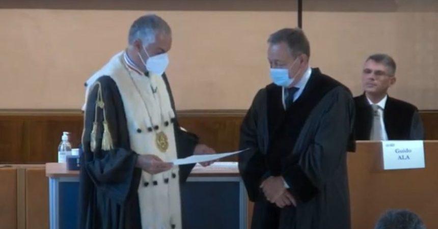 Università di Palermo, laurea honoris causa al manager Valerio Battista