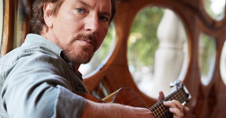 """Esce """"Long way"""", il primo singolo del nuovo album di Eddie Vedder"""