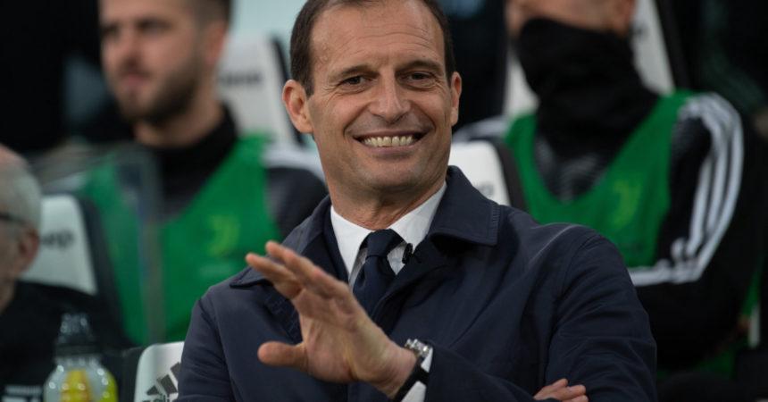 """Allegri """"Col Napoli bella sfida, faremo grande partita"""""""