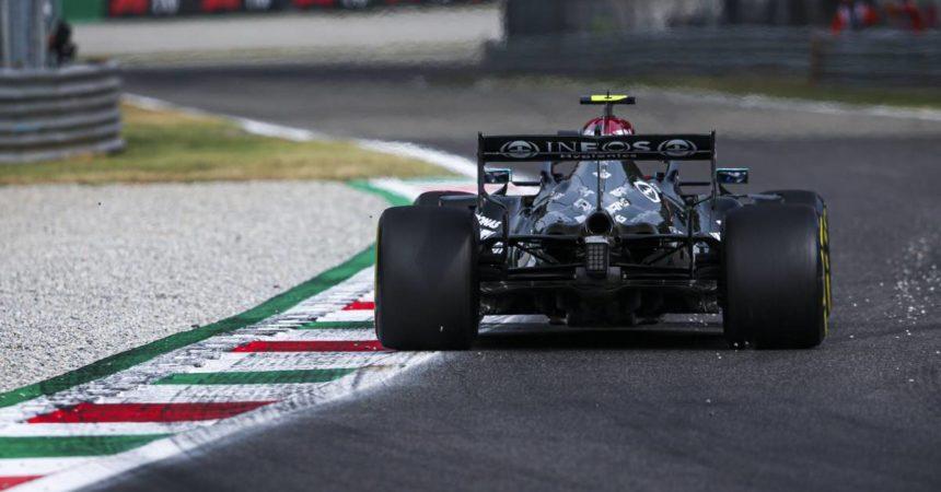 Bottas conquista la pole della Sprint Qualifying a Monza