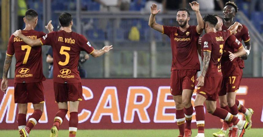 El Shaarawy beffa il Sassuolo, Roma a punteggio pieno
