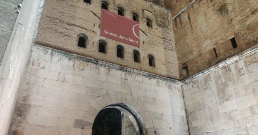 Roma, da Acea illuminazione artistica per la porta di San Sebastiano