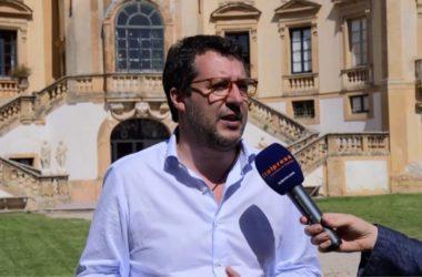 """Salvini lancia Minardo, """"Abbiamo il dovere di guidare la Sicilia"""""""