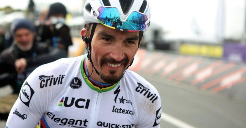 Mondiali ciclismo, bis Alaphilippe nell'ultima del ct Cassani