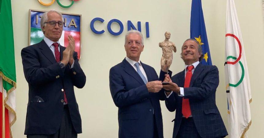 """Premio Mecenate a Piero Ferrari """"Nostro marchio ci sarà sempre"""""""