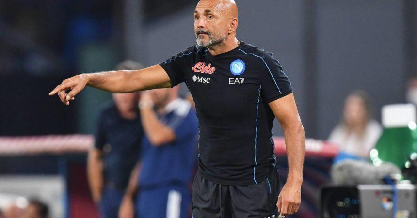 """Spalletti """"Teniamo all'Europa League, Spartak va rispettato"""""""