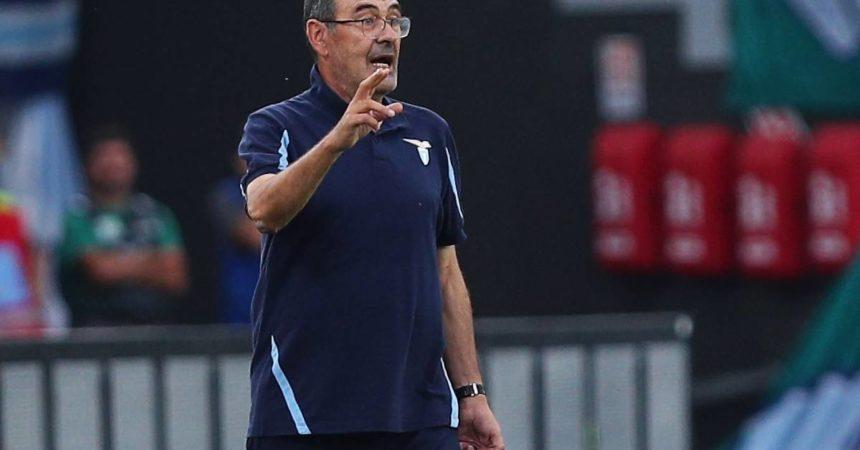 """Sarri torna sul derby """"Non capisco le proteste di Mourinho"""""""